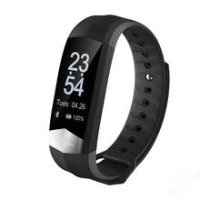 CD01 Графен ЭКГ heartrate Приборы для измерения артериального давления Bluetooth Smart Браслет Шагомер сна трекер напоминание для Android
