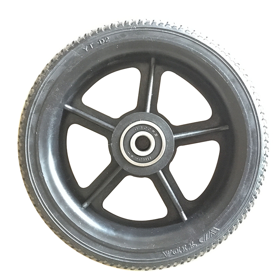 Cheap 6.5 inch wheel scooter PU Wheel&Tire for Rear factory high quality original wheels