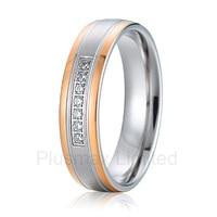 anel feminino cheap pure titanium jewelry wholesale a lot of new design cheap pure titanium wedding band rings