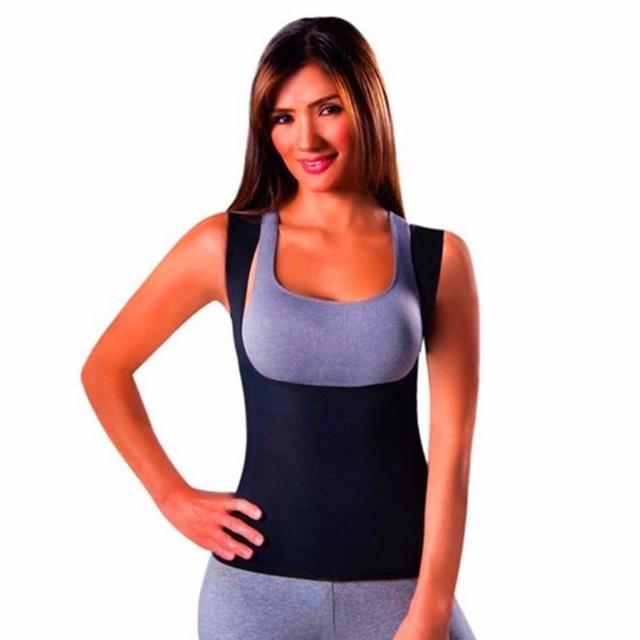 Women Thermo Sweat Neoprene Body Shaper Slimming Waist Trainer Cincher Slimming Wraps Product Weight Loss Slimming Belt Beauty 3