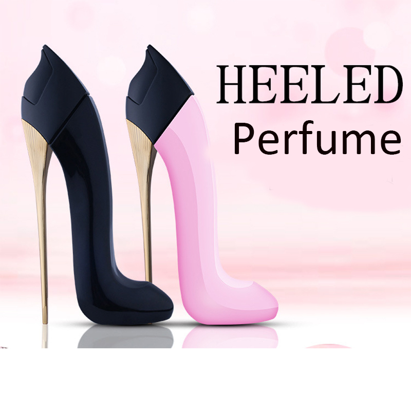 85ml 100% Original Perfumes And Fragrances For Women Spray Odor Fragrances High Heels Scent Water Perfumes Natural Deodorant