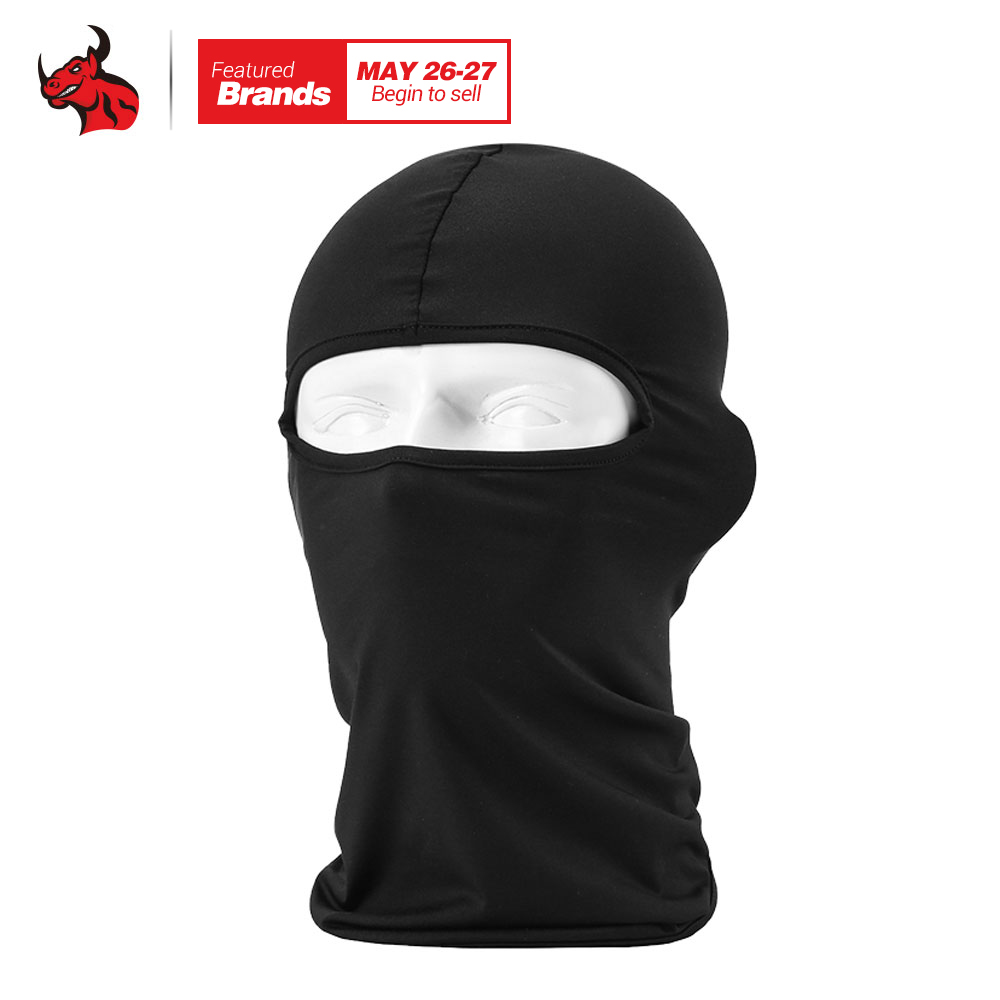 HEROBIKER Motorcycle Face Mask Thermal Synthetic Silk Ultra Thin Ski Face Mask Hood Helmet Balaclava Hat Headwear Motorcycle motorcycle thermal fleece balaclava neck winter ski full face mask cap cover