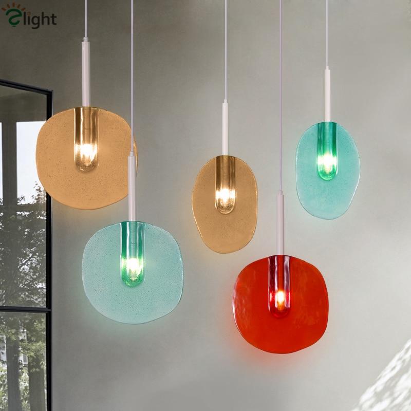 Italy New Design Lollipops Pendant Light Colorful Glass Shades Hanging Lamp Lustre G9 Led Pendant Lamp Luminaria Suspend Lamp автоинструменты new design autocom cdp 2014 2 3in1 led ds150