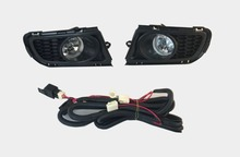 цена на for Mazda 6 M6 fog lamp horse front bumper lights assembly fog lamp fog light assembly with cable