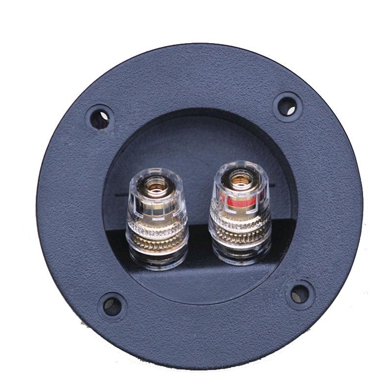 5 pcs Kualitas Tinggi Speaker Kristal Kotak Persimpangan Dua Konektor - Kabel dan konektor komputer