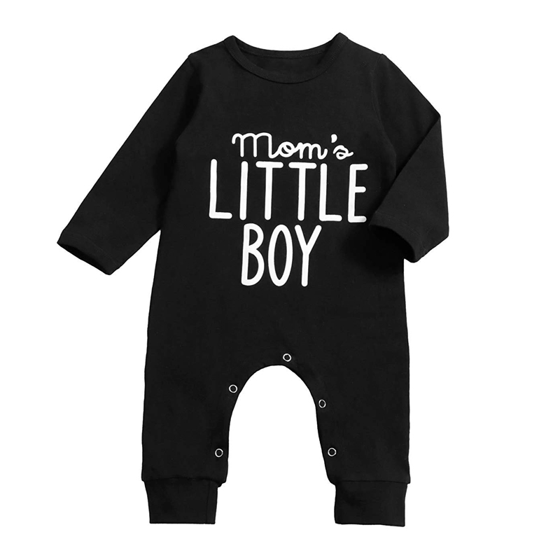 305218c178580 Oklady Brand New Fashion Newborn Toddler Infant Baby Boys Romper Long  Sleeve Jumpsuit Playsuit Little Boy
