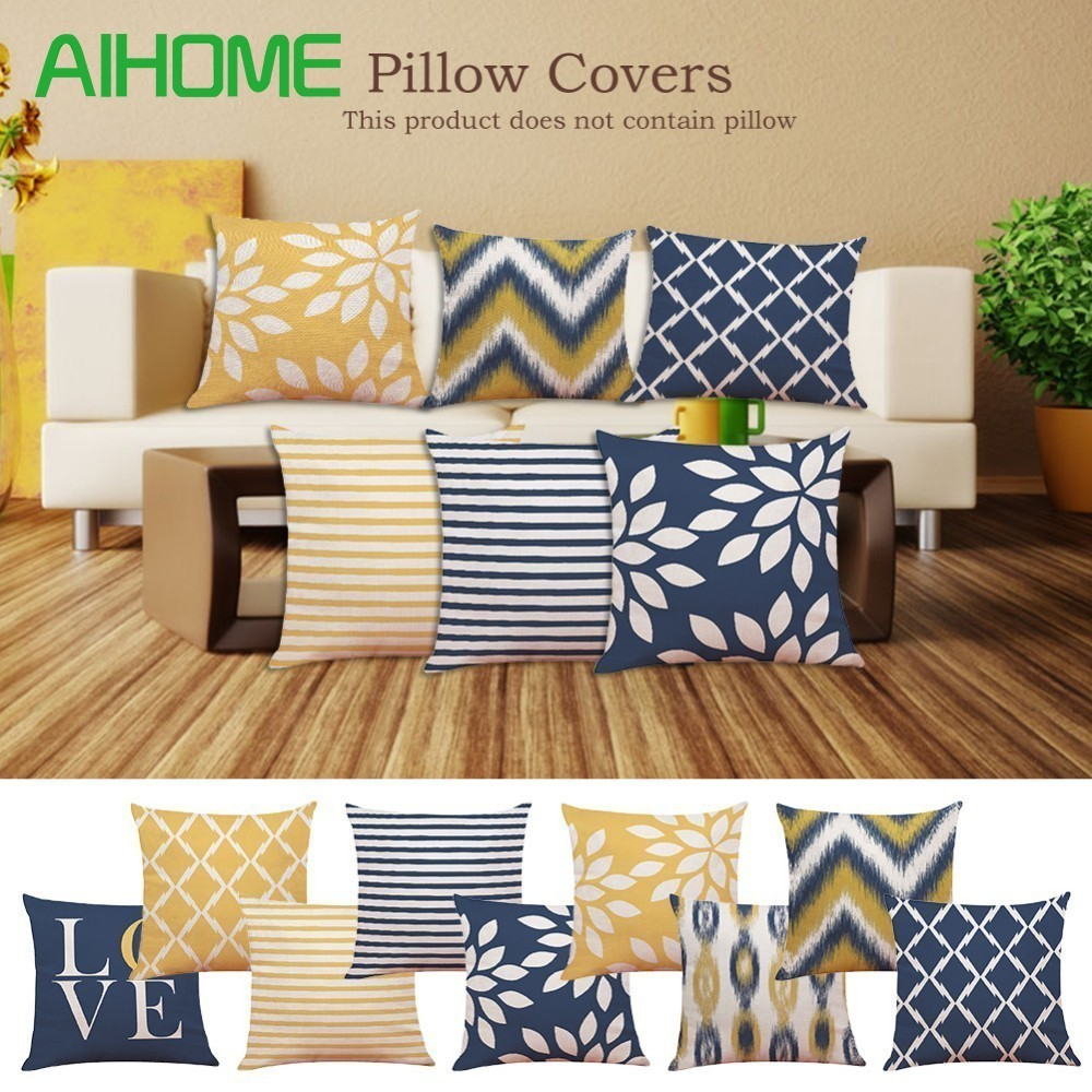 Home Accent Stores: Aliexpress.com : Buy Modern Simple Novel Geometry Cotton