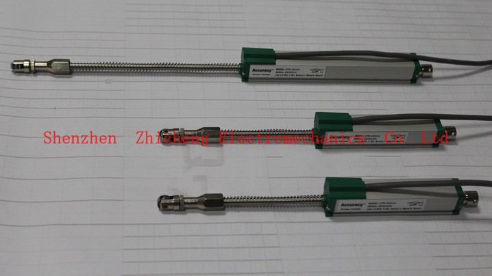 ФОТО Linear displacement sensor injection molding machine linear motion position sensor ktr-75mm sensor Electronic balance