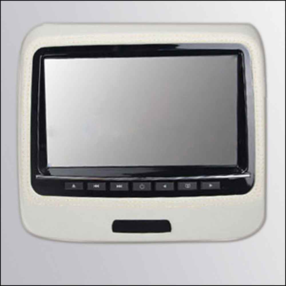 Aliexpress com buy bigbigroad for nissan juke car headrest monitor digital lcd screen 9 car dvd player with usb sd ir fm speaker game hdmi from