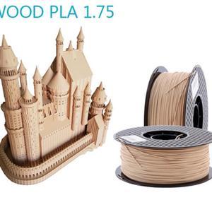 Wood Filament 1.75mm for 3D Pr