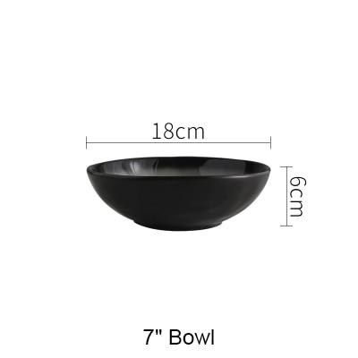 7 inch salad bowl
