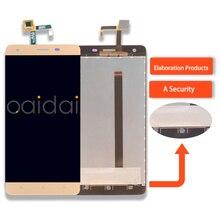 Для Oukitel K6000 k 6000 ЖК-дисплей Дисплей Сенсорный экран мобильного телефона ЖК дигитайзер сборки Запчасти для авто с бесплатной Инструменты