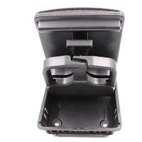 YAOPEI 1K0862532 Folding Center Console Rear Cup Holder For Volkswagen Golf 5 6 Black 1K0862533 1K0862532C