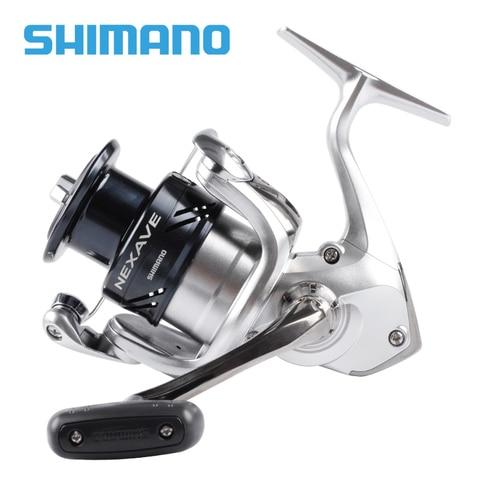 novo 2018 original shimano nexave 1000 2500hg c3000hg 4000hg c5000hg 5 2 1 5 8
