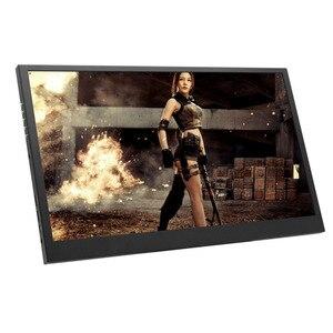 11.6 Inch LCD Dislpay HD Screen 1920x1080 Portable HDMI Monitor for PS3 PS4 XBOXOne PC Laptop US Plug High Quality Display