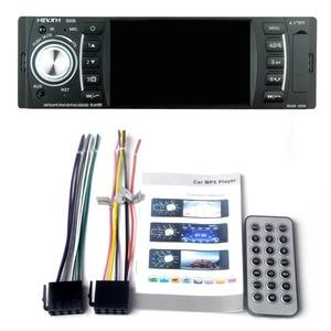 "Image 5 - HEVXM 5008 Universal Car MP5 player4.1"" Car Autoradio Video/Multi Media MP5 Player mp4 Car Stereo audio player with displa"