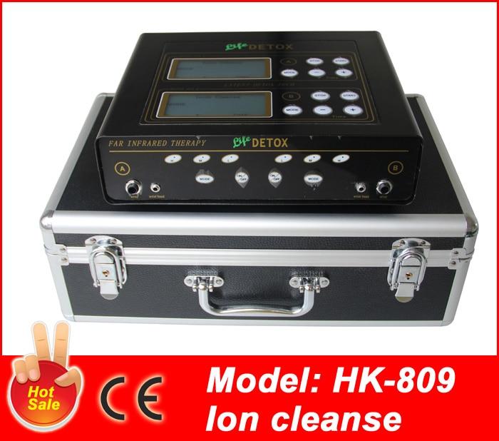 Brand New Dual Ionic Detox Machine Foot  Bath Spa with Waist belts hot model professional dual ionic cell detox foot cleanse bath spa machine with lcd screen