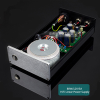 L 042 80W 12V~48V Customized DC Linear Power Supply Specially Customized for HiFi Audio HD Box NAS Router MAC