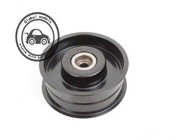 Panduan Pulley Alternator Belt Idler Pulley Sabuk Tightener untuk Mercedes Benz W219 CLS280 CLS320 CLS300 CLS350 CLS500 CLS55 CLS550