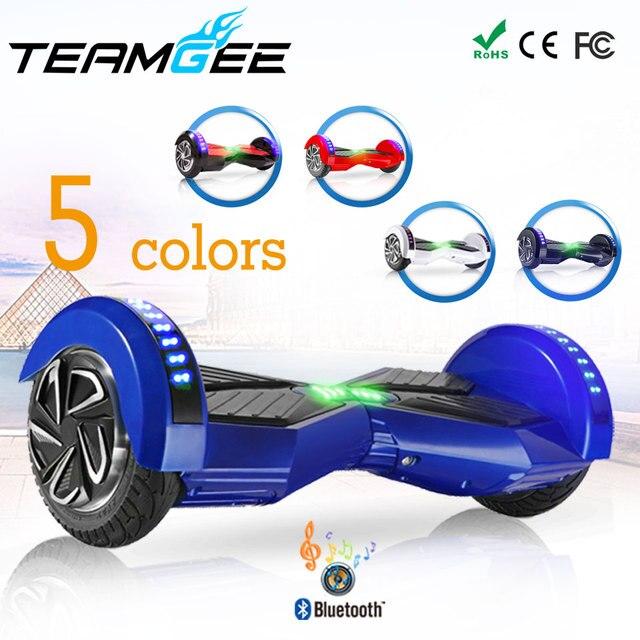 Трехколесный велосипед для взрослых gyroscooter рулевого колеса Smart Balance 2 Колеса Постоянный электрический скутер умный Баланс колеса