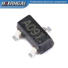 10PCS AO3400 SOT23 AO3400A SOT-23 A09T SOT new MOS FET transistor