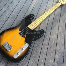 IN STOCK;4 strings jazz bass guitar Free shipping