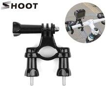 SHOOT vélo montage vélo guidon tige de selle trépied support pince pour Gopro Hero 9 8 7 6 5 SJCAM SJ4000 Xiaomi Yi 4K Cam accessoire