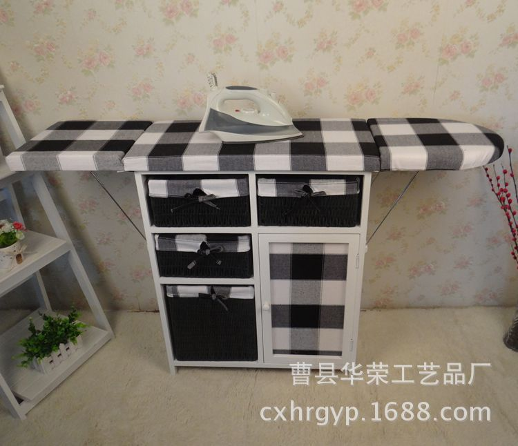 Wholesale Pastoral Wood Lockers Ironing Clothes Rack Folding Ironing Board Ironing  Table Ironing Table Large In Grinding Wheels From Tools On Aliexpress.com  ...