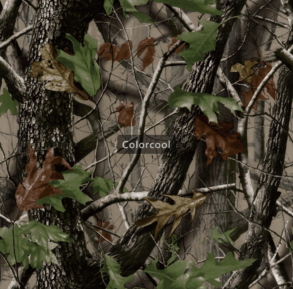 Camo Vinyl Wraps Sheets In Realtree Bionic Camouflage
