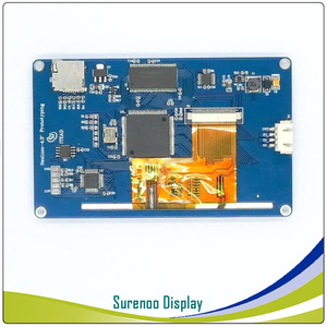 """Image 5 - 4.3"""" NX4827T043 Nextion Basic HMI Smart USART UART Serial Resistive Touch TFT LCD Module Display Panel for Arduino RaspBerry Pi"""