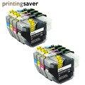 8 шт LC3219 LC3219XL полный чернильный картридж для принтера Brother MFC-J5330DW J5335DW J5730DW J5930DW J6530DW J6935DW принтер lc3217