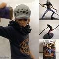 15 CM One Piece Trafalgar Law Anime Collectible figuras de ação PVC coleção brinquedos para presente de natal frete grátis