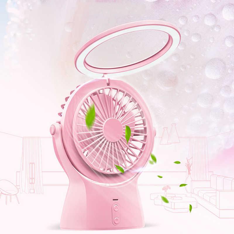 Новый Портативный Usb колодок силиконовых обувей поддержат стельки светильник 3 Скорость Регулируемый кулер мини-вентилятор Удобный маленький Настольный Светильник Настольный Usb вентилятор охлаждения для ребенка