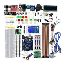 Starter Kit UNO R3 RFID KIT Versión Mejorada de La RFID Aprender Suite para arduino Compatible con UNO R3