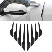 8 PCS Car Vehicle Anti Collision Sticker Door Side Guard Anti Crash Strip font b Exterior