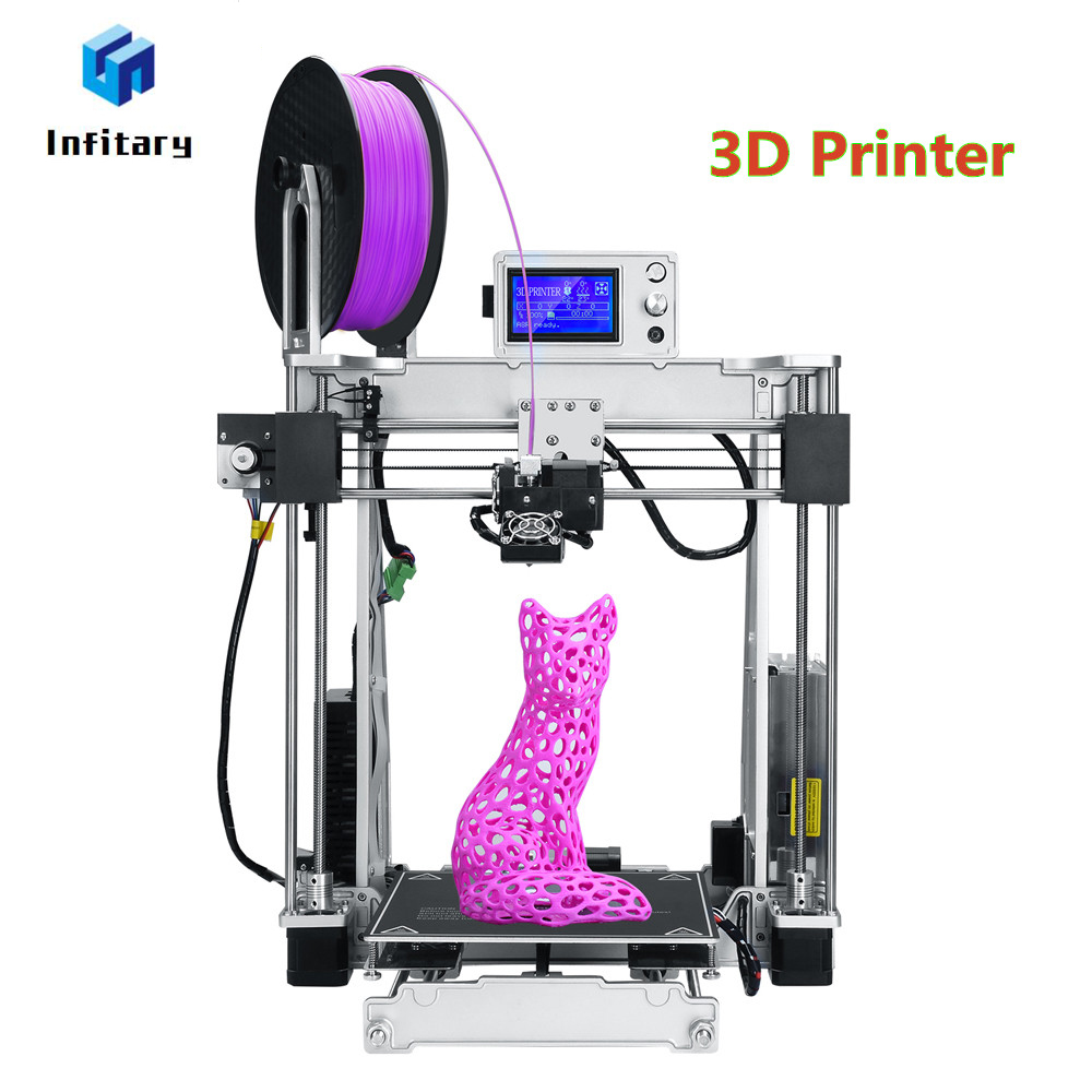 Infitary New Large Size 3D Printer 3D Metal Printer DIY