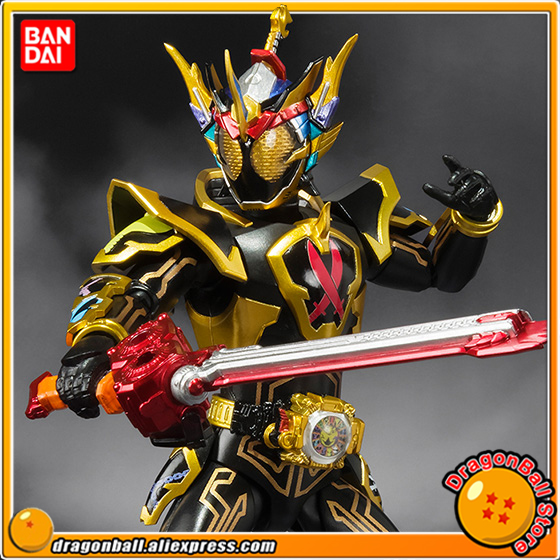 Original BANDAI Tamashii Nations S.H. Figuarts / SHF Exclusive Action Figure - Kamen Rider Ghost Grateful Damashi (LIMITED) 100% original bandai tamashii nations s h figuarts shf action figure rin suzunoki rider suit page 1