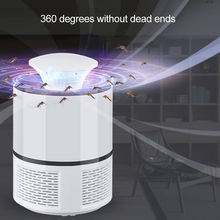 USB Photocatalyst Mosquito killer lamp Anti Mosquito Repellent Bug Insect light Electronic Pest Control UV Light Killing Lamp
