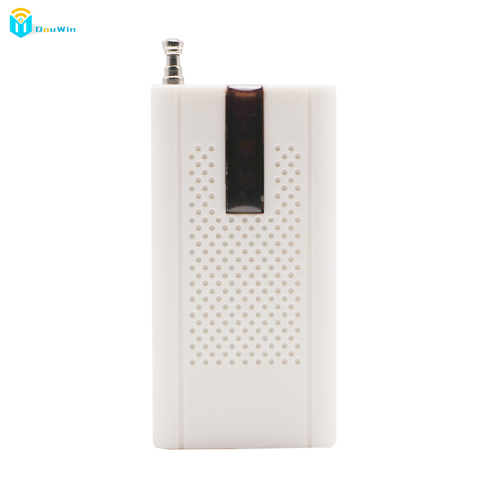 Doorbell Sensors Wireless Home Door Window Entry Burglar Alarm Signal Safety Security Alarm Switch Guardian Security system self adhesive wireless magnetic sensor home door window entry burglar security alarm safety guardian protector system white new