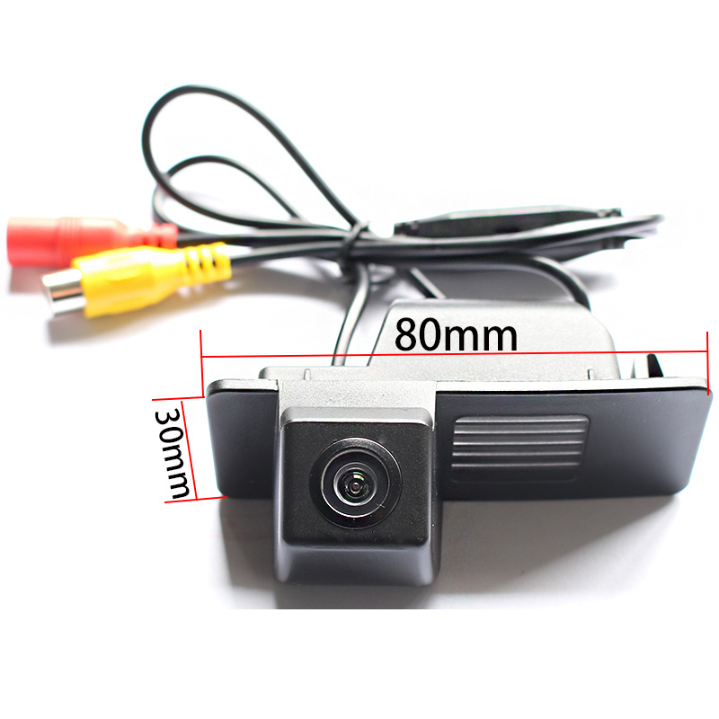 Intelligent Dynamic Trajectory Tracks Reverse Backup Camera For Chevrolet Aveo Trailblazer Cruze Wagon Opel Mokka Cadill 1