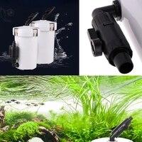 Ultra Quiet External Filter Bucket HW 602 For Aquarium Fish Tank Without Pump