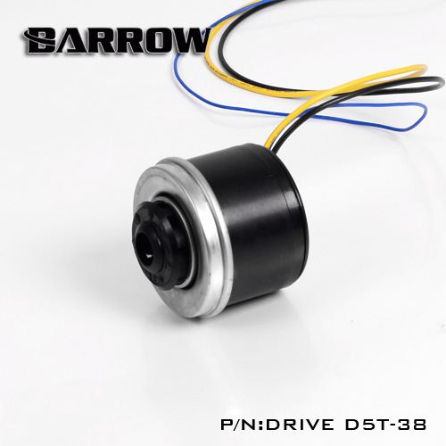 The Inlet And Outlet Are SC600 12V 2 Screw Pump Direct Water Cooling Water Pump Silent