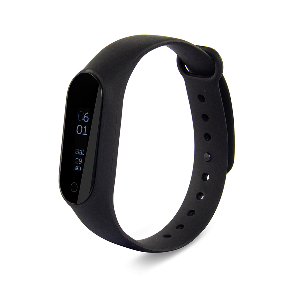 Heart Rate Smart Band Watch Blood Pressure Sleep Monitor Fitness Track Smart Bracelet Sports Smart Wristband