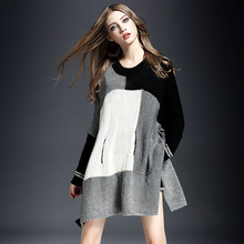 New Vogue Nice Fall Clothing Casual Pullovers Women Sweaters Wool Blend Sweaters For Women KnitwearsWD 811