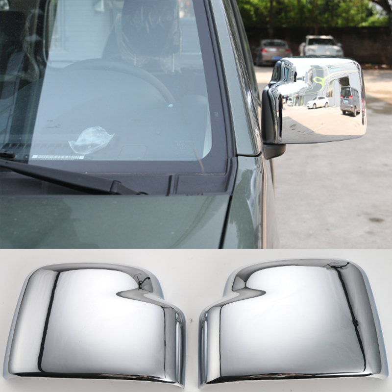 Hot Sale Rear View Mirror Rear view Backup Decorative Chrome Cover Case for Suzuki Jimny Car