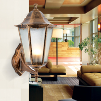European style antique retro outdoor wall lamp balcony waterproof corridor patio exterior lighting wall light LO7257