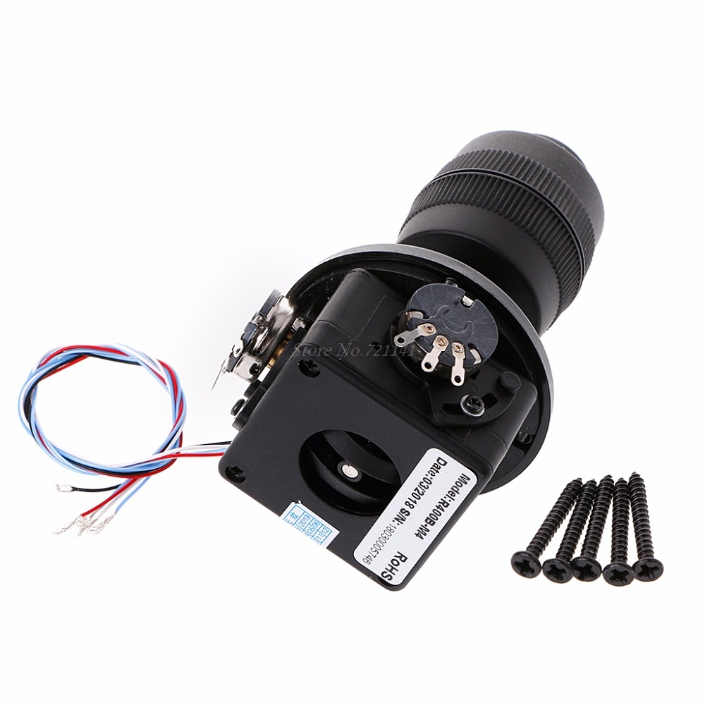 Arrival 4-Axis Plastic for Joystick Potentiometer for JH-D400X-R4 10K 4D with Button Wire