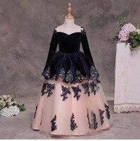 Girls tutu spring flowers dresses kids tutu clothing ball grown dance/party/wedding clothes 1BC506LG 66R