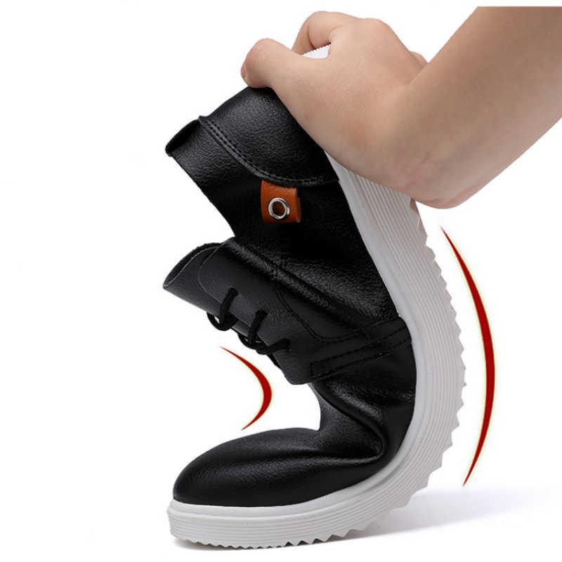 ใหม่ผู้ชายหนังไมโครไฟเบอร์รองเท้า Man Derby Oxfords รองเท้าธุรกิจรองเท้าลำลอง Fretwork Breathable Classic ผู้ขายที่ดีที่สุด