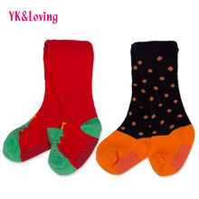 Yk & love нескользящие носки для малышей колготки маленьких